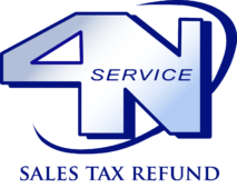 Sales Tax Refund 4N Service