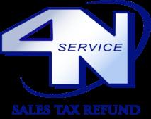 Sales Tax Refund 4N Service